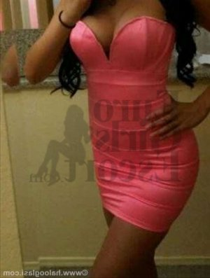 Ginesa escort girl in Weatherford