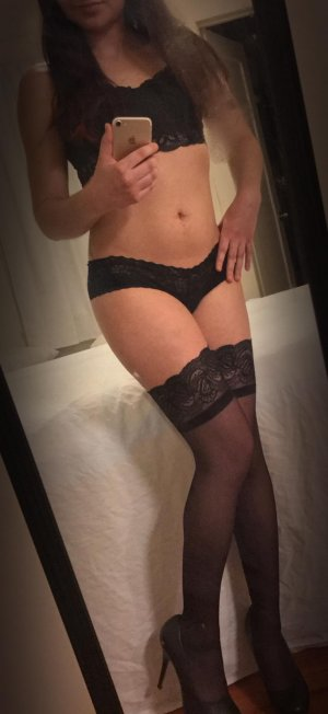 Carla-rose live escort in New City